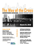 Way of the Cross - Flyer for 2014