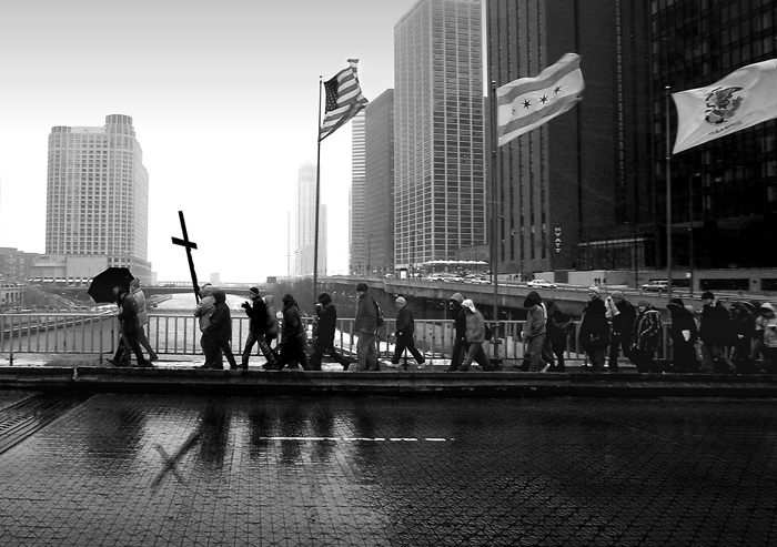 The Way of the Cross, Chicago